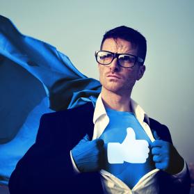 Social-Media-Superhero